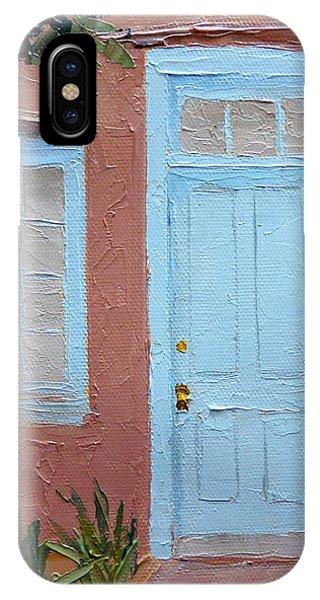 Hubbell Home Doorway IPhone Case