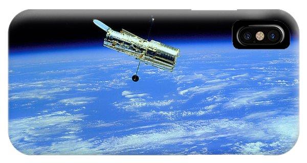 Hubble Space Telescope IPhone Case