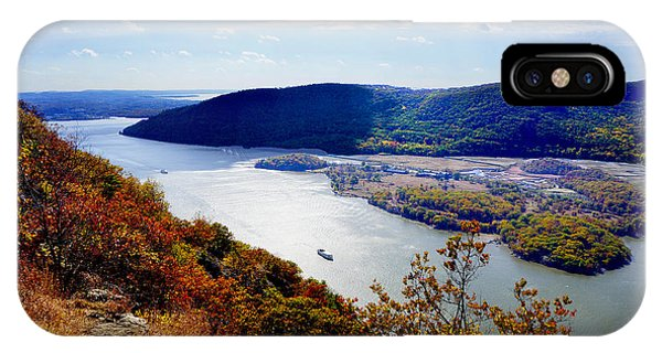Hudson River IPhone Case
