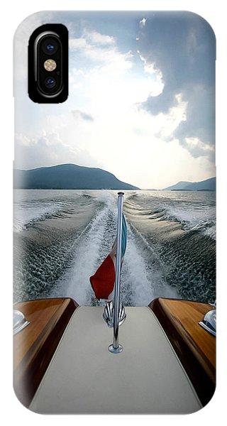 Hudson River Riva IPhone Case