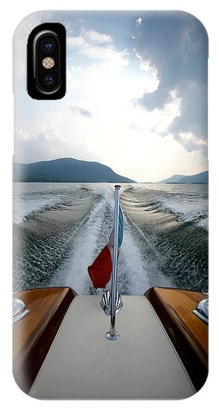 Hudson River Riva IPhone Case
