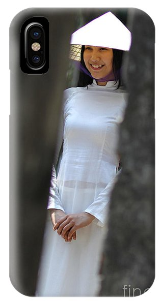 Hue Smile IPhone Case