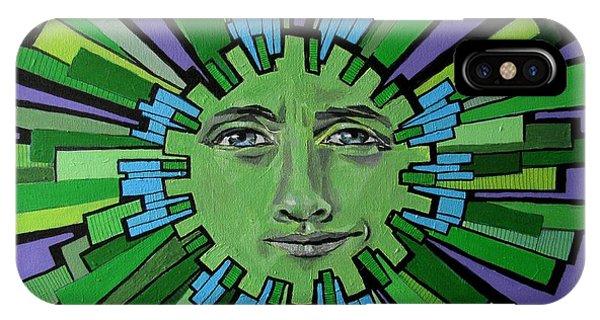 Hugh Grant - Sun IPhone Case