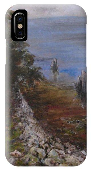 Humboldt Bay IPhone Case