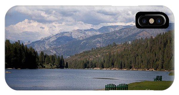 Hume Lake IPhone Case