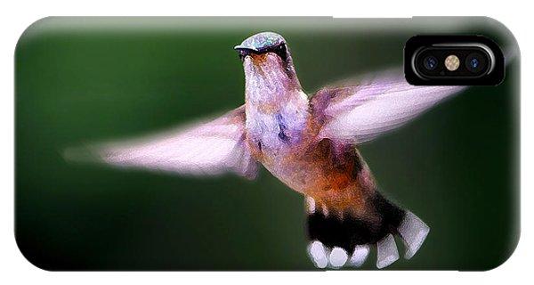 Hummer Ballet 3 IPhone Case