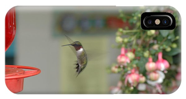 IPhone Case featuring the photograph Hummer by David Armstrong