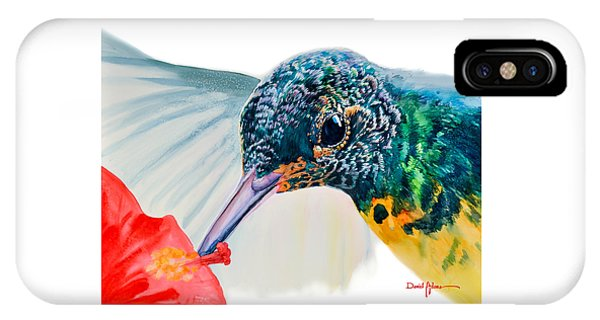 Da120 Hummer Face Daniel Adams  IPhone Case
