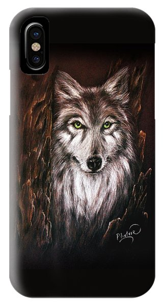 Hunter In The Night IPhone Case