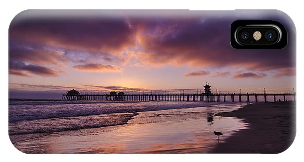 Huntington Beach California IPhone Case