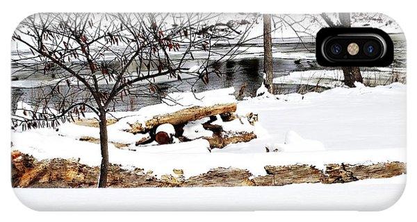 Huron River IPhone Case
