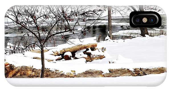 Huron River IPhone Case