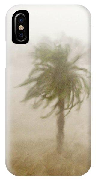 Katrina iPhone Case - Hurricane Katrina Hits Gulfport by Jim Reed Photography/science Photo Library