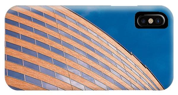 Hyatt Regency Arc IPhone Case