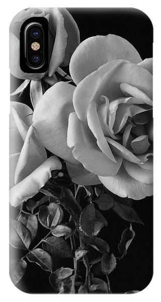 Hybrid Tea California Roses IPhone Case