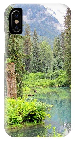 Hyder Alaska IPhone Case