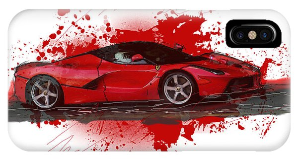 Hyper Car IPhone Case