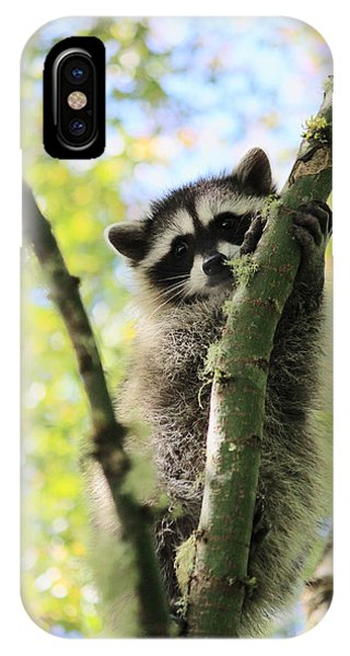 I Don't Want To Come Down IPhone Case