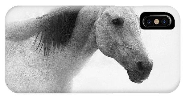 I Dream Of Horses IPhone Case