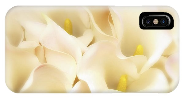 I Dreamed Of Calla Lilies IPhone Case