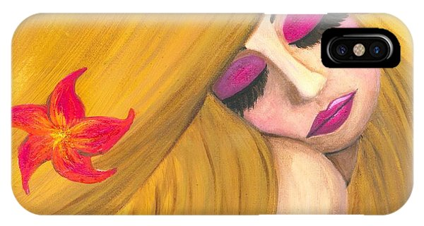 I Dreamed Of You 2 Phone Case by Beril Sirmacek