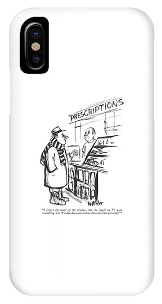 I Forget The Name Of The Product IPhone Case