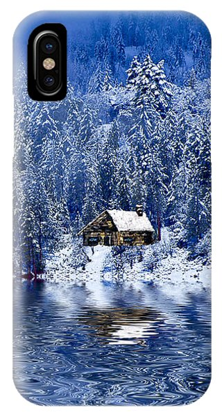 I Loved You In Winter IPhone Case
