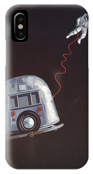 Stream iPhone Case - I Need Space by Jeffrey Bess