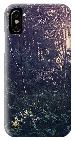 Half Moon Bay iPhone Case - I Realize by Laurie Search