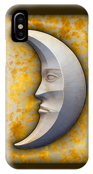 I See The Moon 1 IPhone Case
