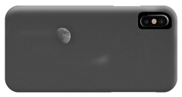 I See The Moon IPhone Case