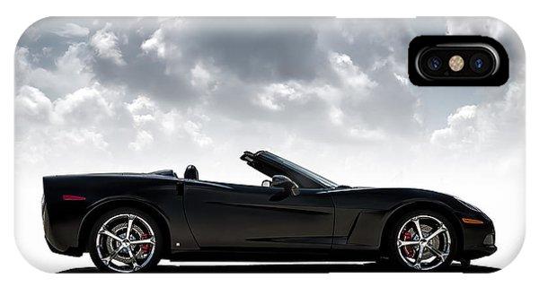 Performance iPhone Case - I Take Mine Black by Douglas Pittman