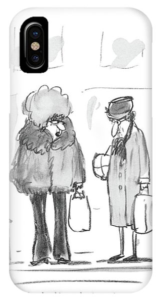 I Used To Be Old IPhone Case