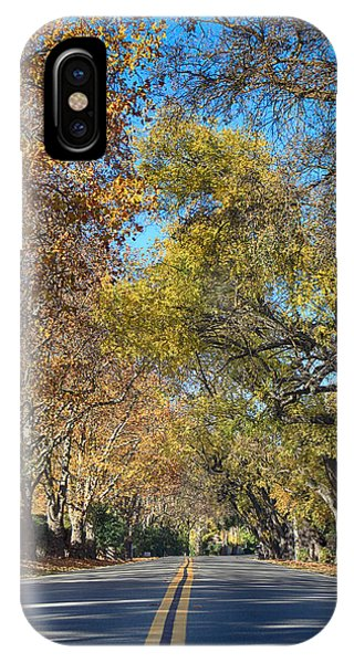 The Nature Center iPhone Case - I Will Follow by Laurie Search
