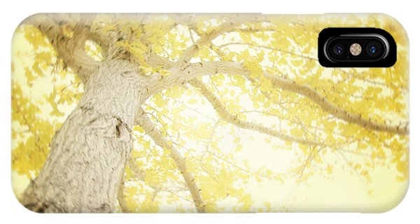 Yellow iPhone Case - I Will Remember You by Amy Tyler