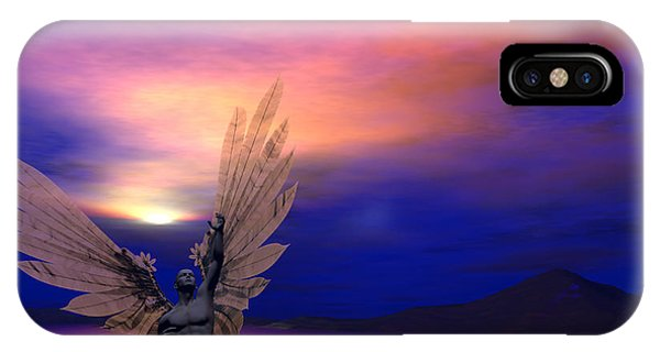 I Will Rise Again IPhone Case