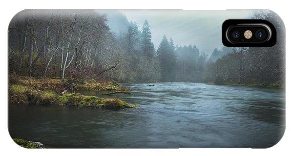I Wish I Had A River... IPhone Case