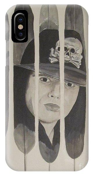 Ian Astbury IPhone Case