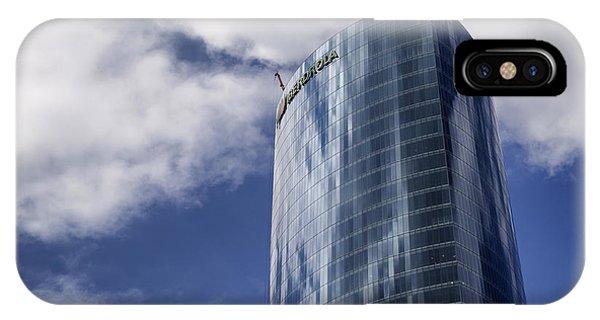 Iberdrola Tower IPhone Case