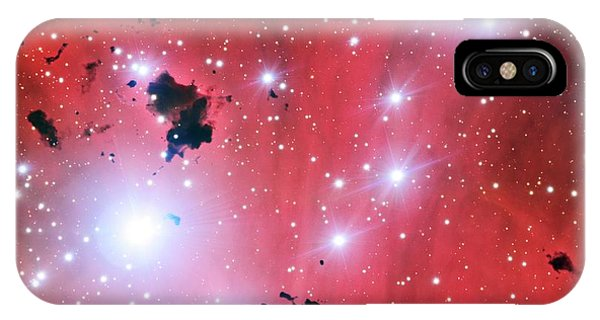 Astrophysical iPhone Case - Ic 2944 Nebula by European Southern Observatory