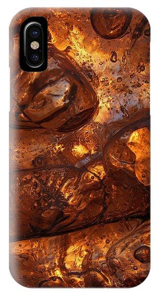 Ice Chocolate IPhone Case
