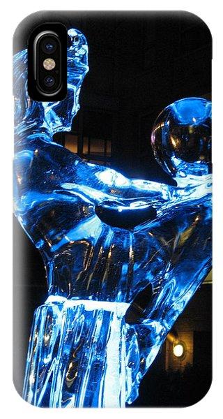 Ice Dancers IPhone Case
