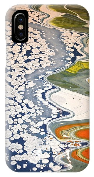 Ice Flow IPhone Case