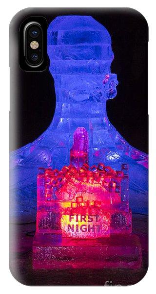 Ice Sculpture IPhone Case