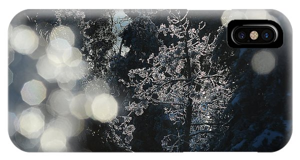 Ice Tree-5074 IPhone Case