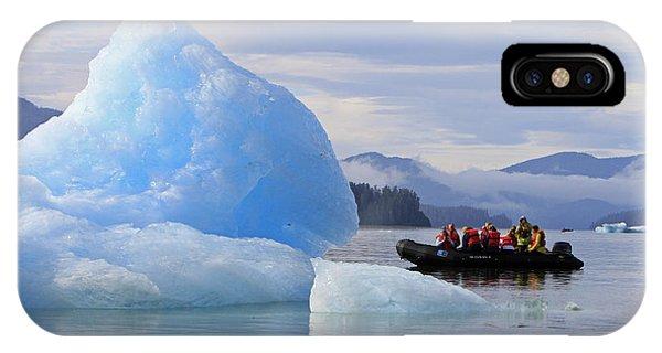 Iceberg Ahead IPhone Case