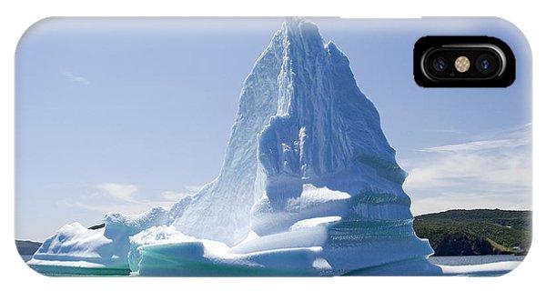 Iceberg Canada IPhone Case