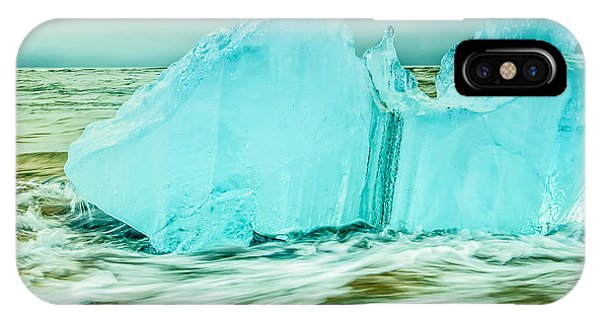 Iceberg Flow IPhone Case