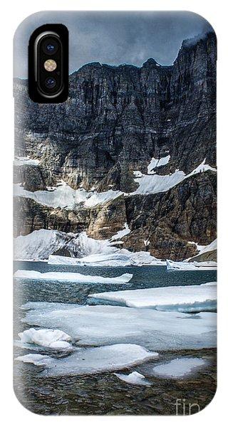 Iceberg Lake IPhone Case
