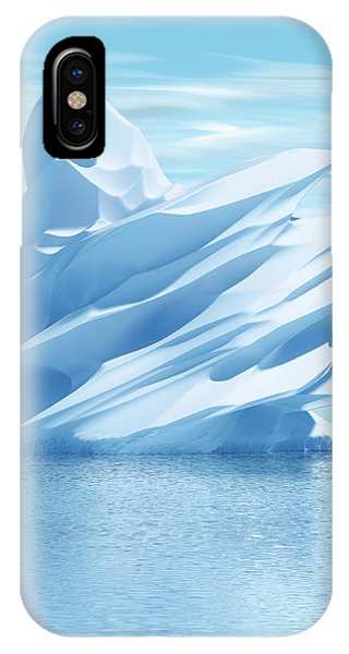 Iceberg IPhone Case